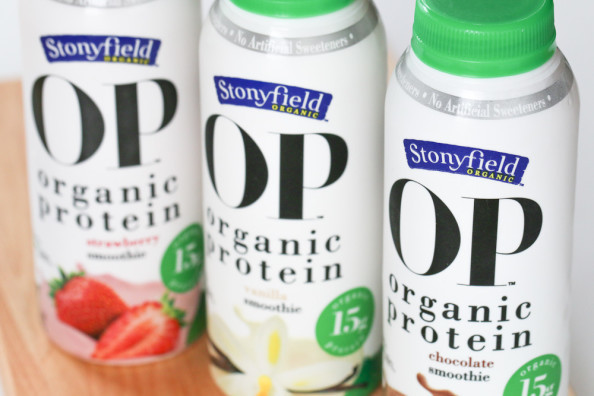 Stonyfield Organic Smoothies  Stonyfield Organic Yogurts and Protein Products