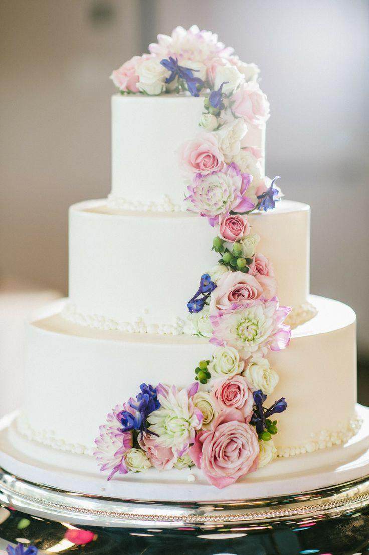 Stunning Wedding Cakes  Wedding Cupcakes Stunning Wedding Cake & Cupcake Ideas