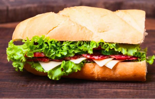 Subway Healthy Breakfast  Is Subway Healthy