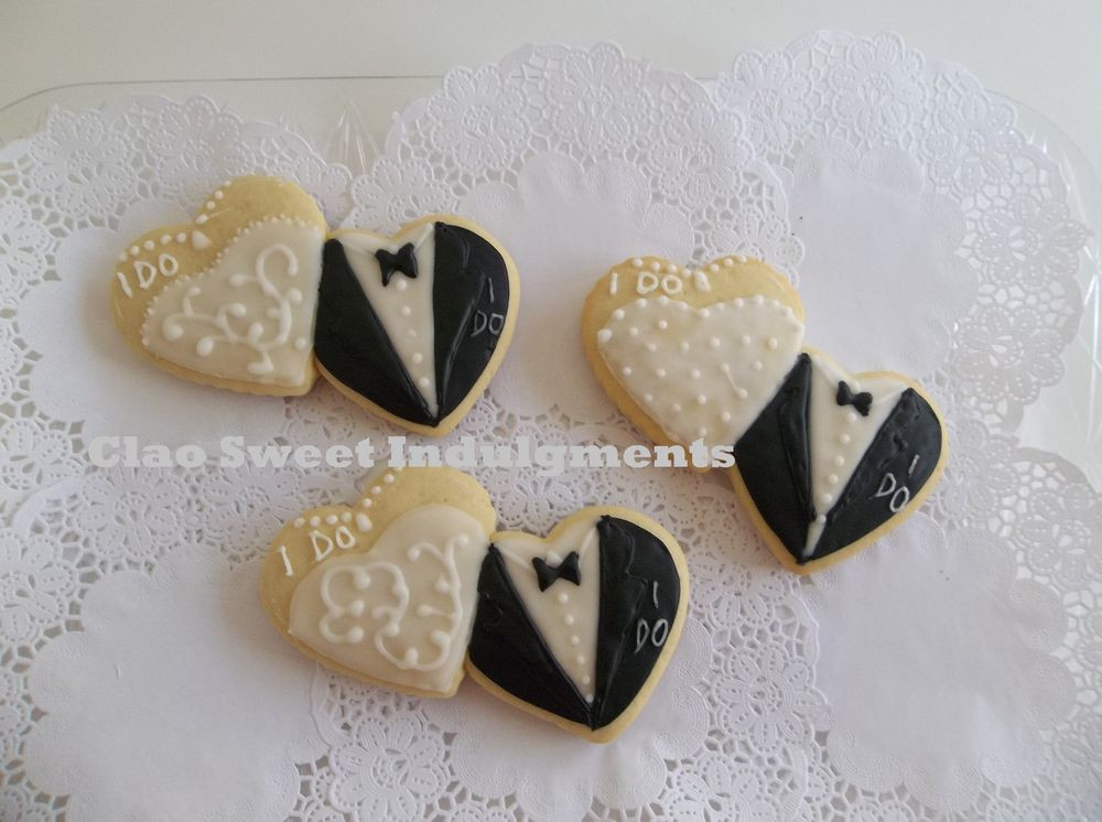 Sugar Cookies Wedding Favors  Wedding Favors Wedding sugar cookies cookie favors