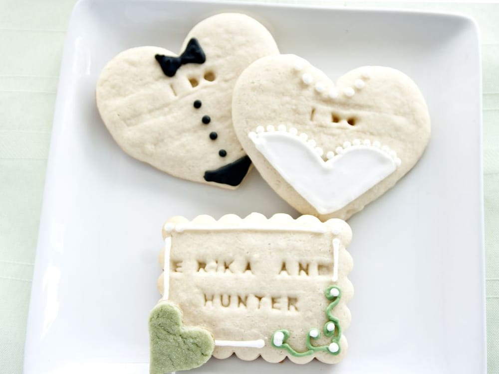 Sugar Cookies Wedding Favors  Sugar Cookie Wedding Favors Yelp