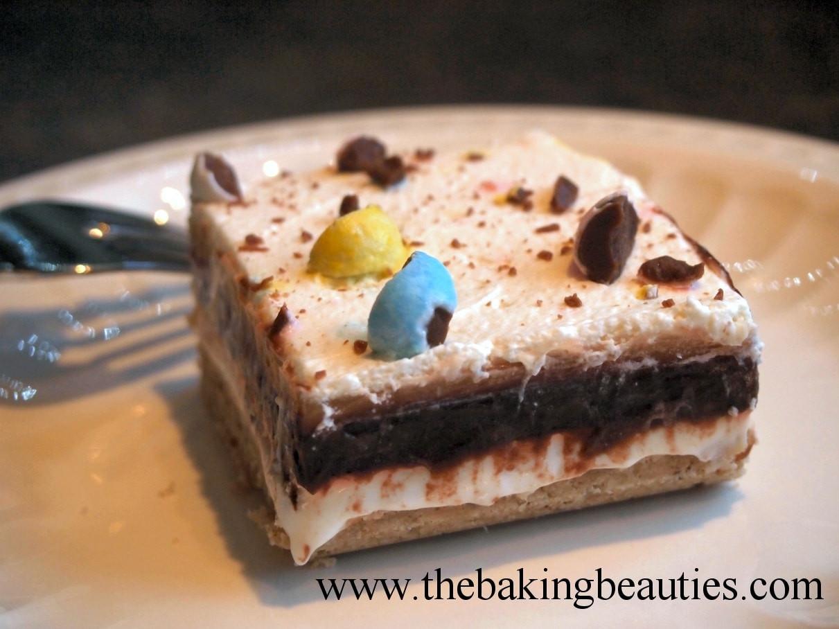 "Sugar Free Easter Desserts  Gluten free ""Six Layer Dessert"" Faithfully Gluten Free"