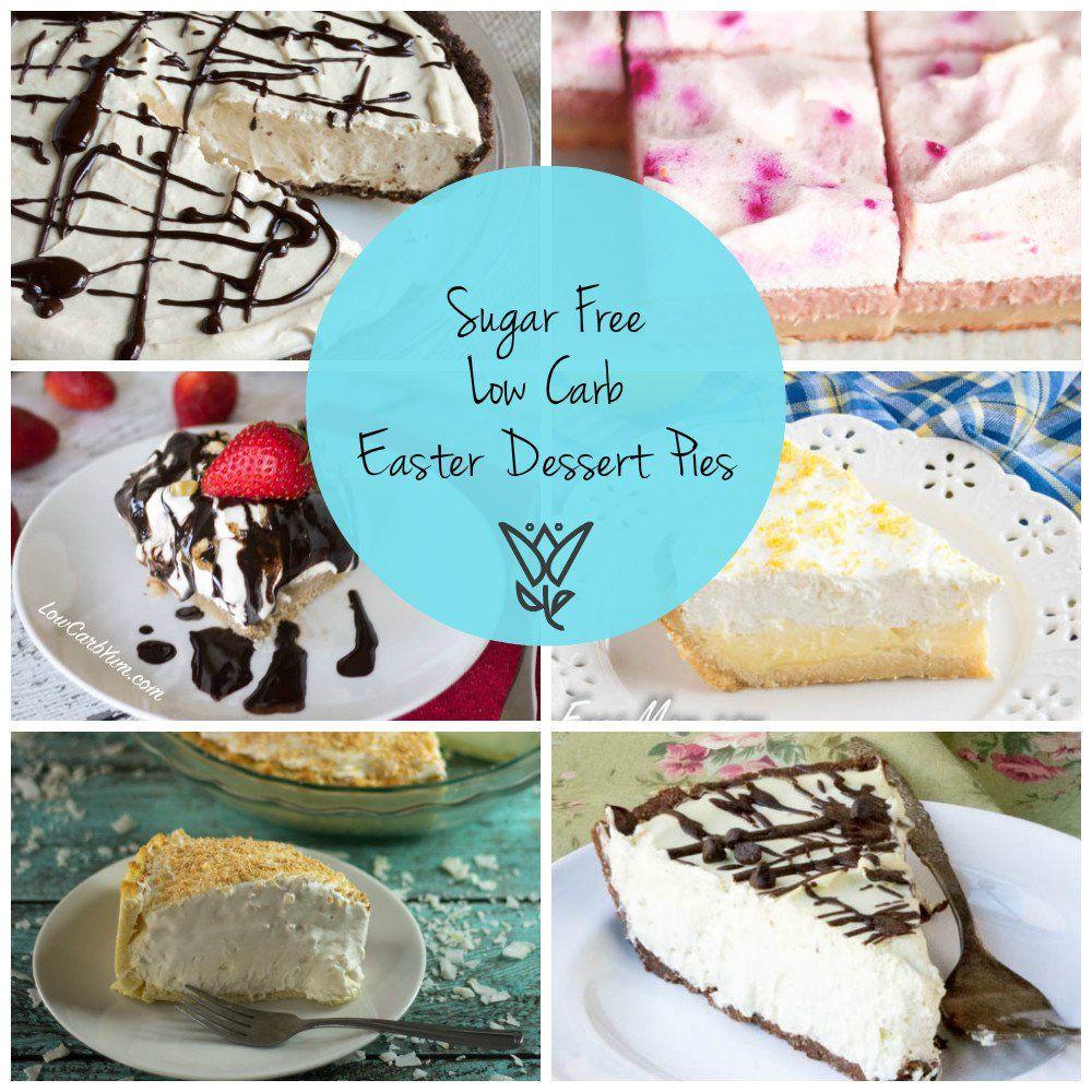 Sugar Free Easter Desserts  26 Sugar Free Low Carb Easter Dessert Pies