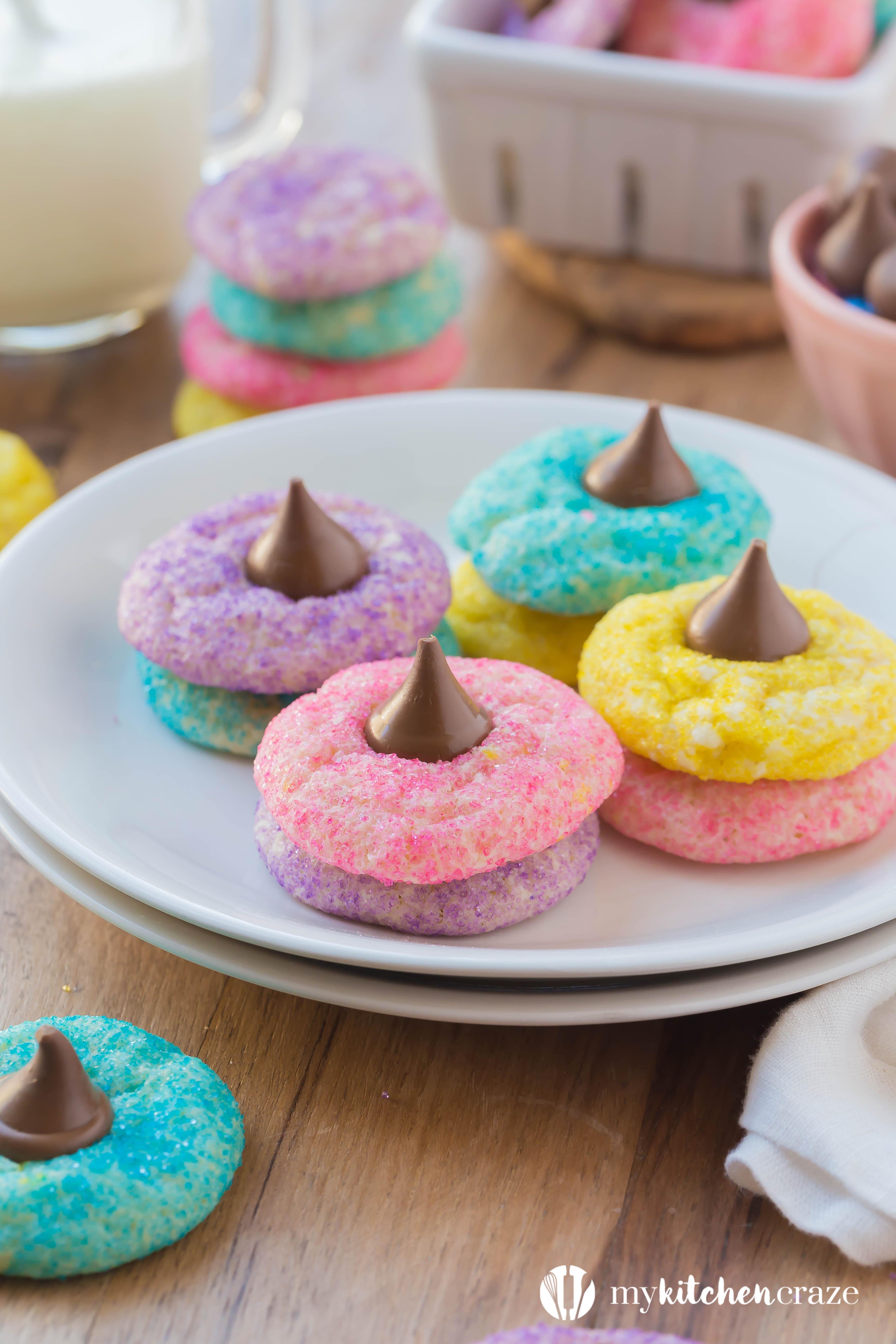 Sugar Free Easter Desserts  Easter Blossom Sugar Cookies Recipe Video My Kitchen Craze