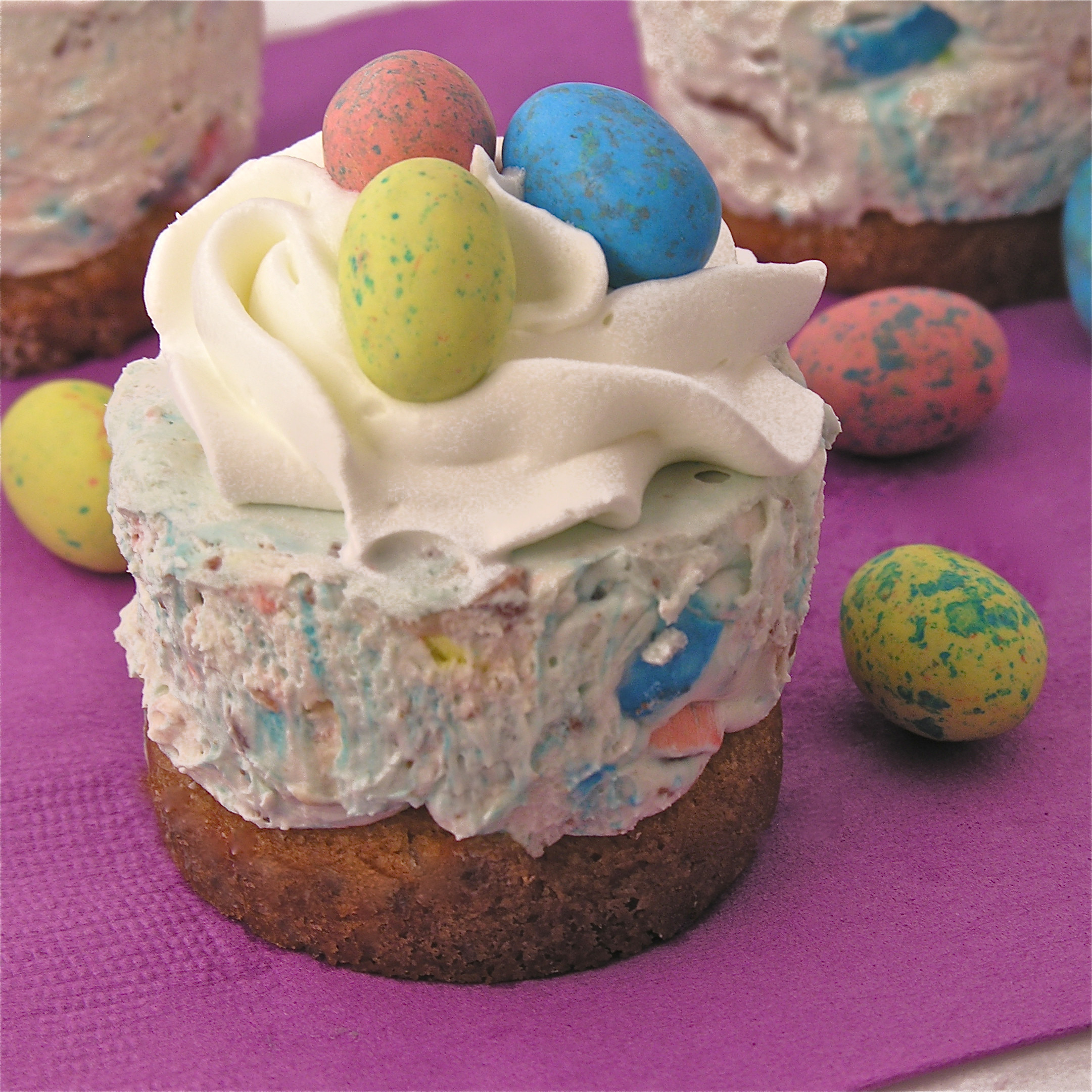 Sugar Free Easter Desserts  Easter Mini Cheesecakes