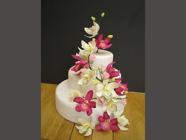 Sugarcraft Flowers Wedding Cakes  Sugar Flowers for Wedding Cakes