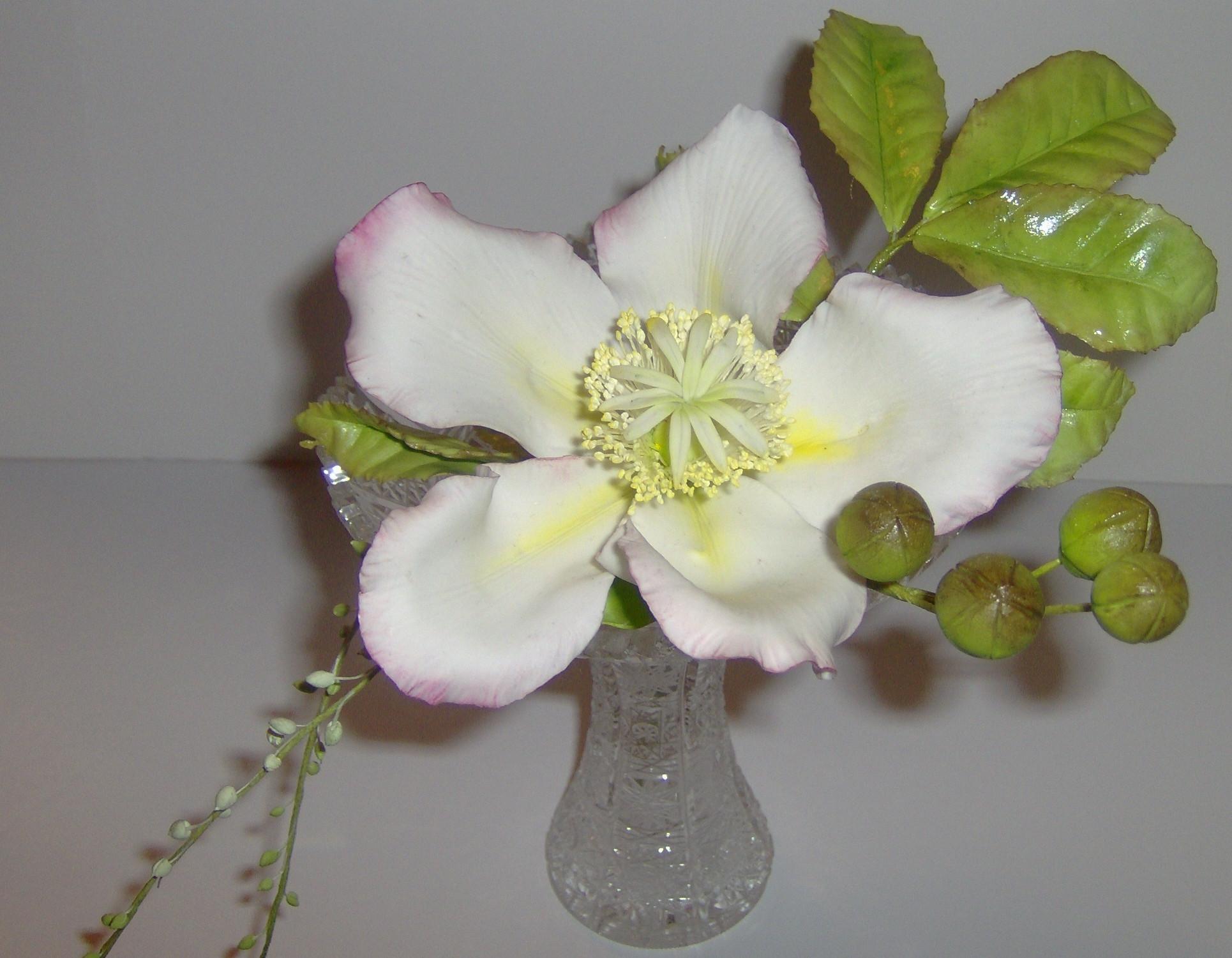 Sugarcraft Flowers Wedding Cakes  Sugarcraft Flowers