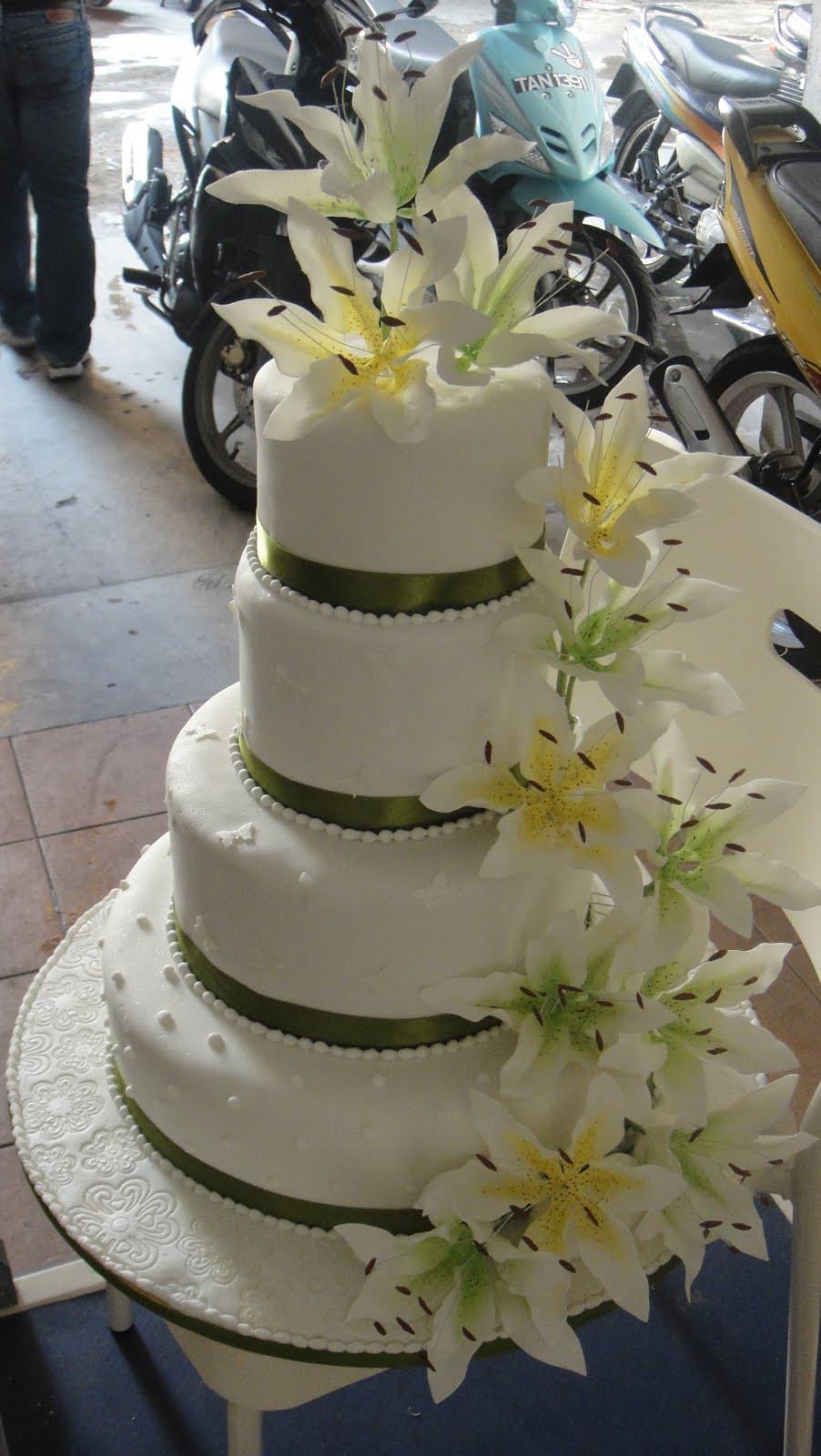 Sugarcraft Flowers Wedding Cakes  Cake Expressions & Sugarcraft SIMPLE WEDDING CAKE