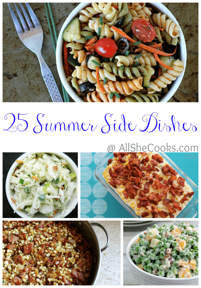 Summer Bbq Side Dishes  25 Summer Side Dishes