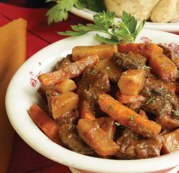 Summer Beef Stew  10 Homemade Stew and Soup Recipes for Fall and Winter