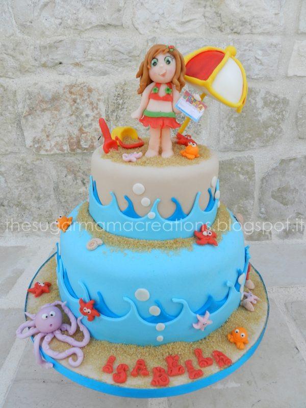 Summer Birthday Cake Ideas  21 Sizzling Summer Birthday Cake Ideas Pretty My Party