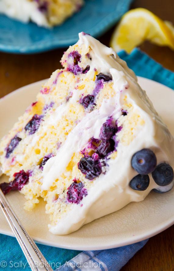 Summer Blueberry Desserts  Perfect Summer Lemon Desserts