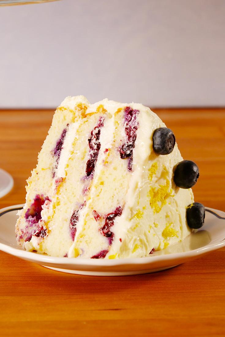 Summer Blueberry Desserts  13 Easy Blueberry Cake Recipes Best Blueberry Cake