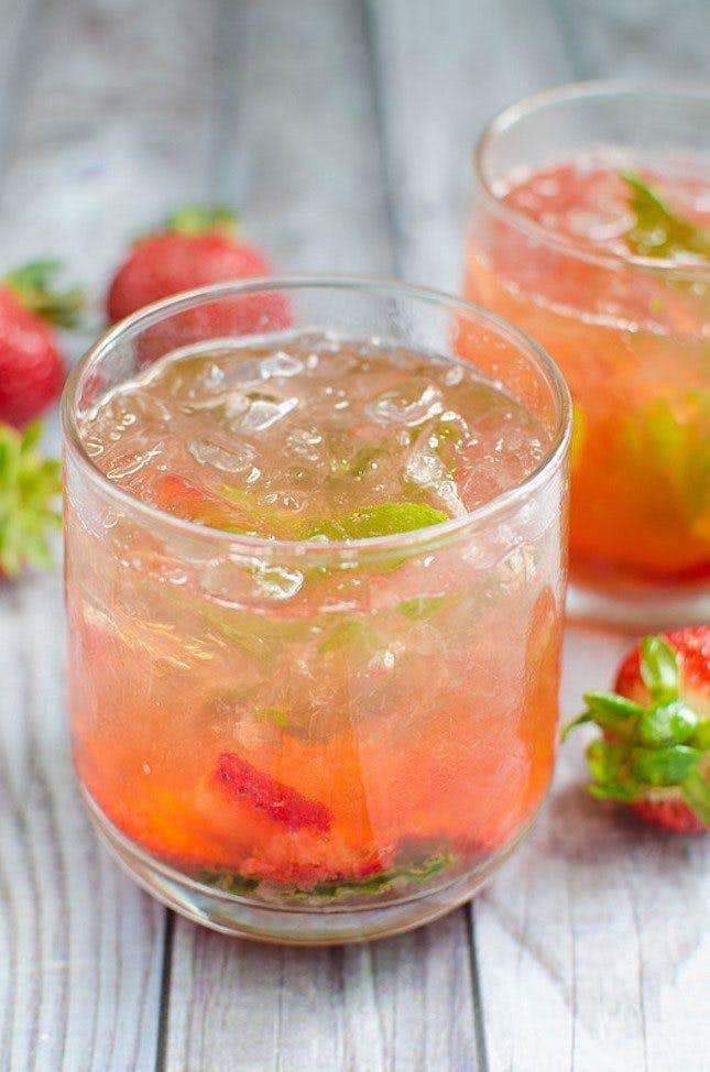 Summer Bourbon Drinks  Summer Bourbon Cocktail Recipes