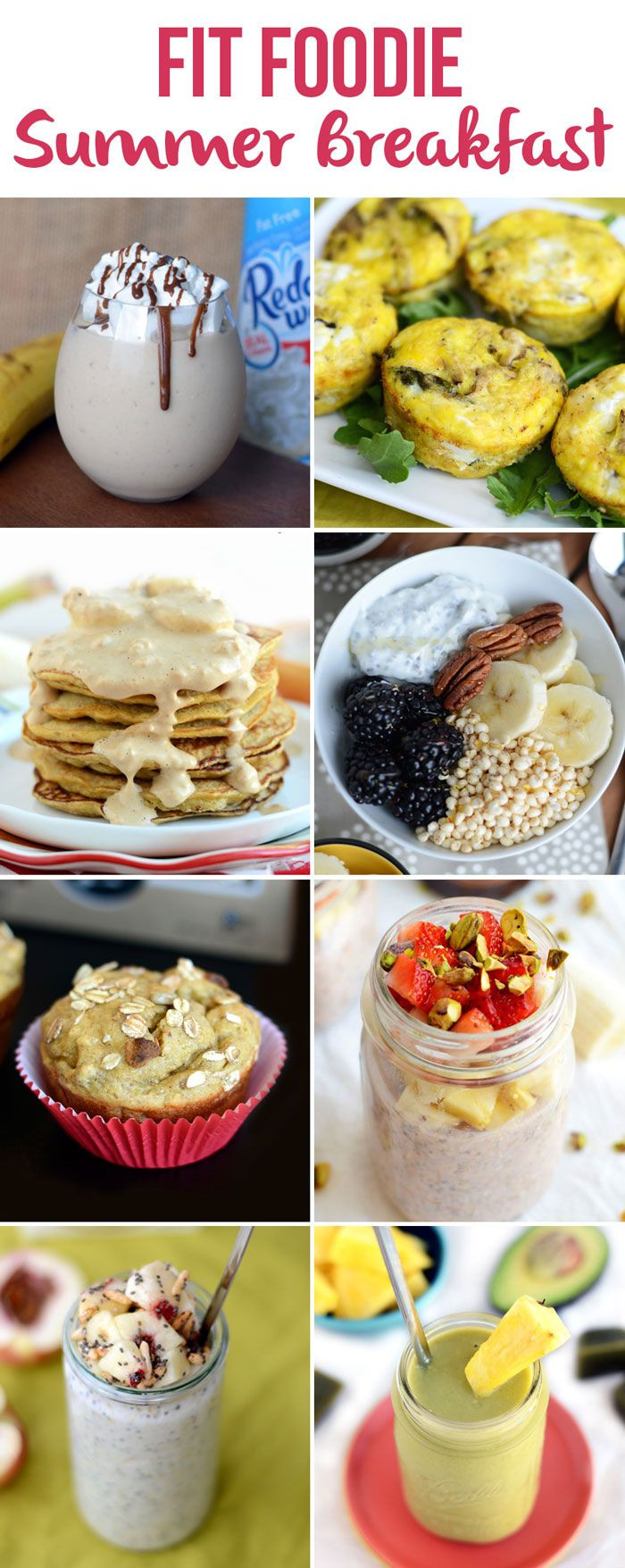 Summer Breakfast Recipe  17 Best images about Breakfast Recipes on Pinterest