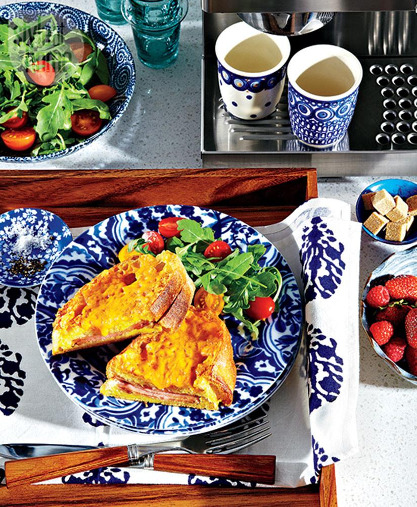 Summer Breakfast Recipe  Summer breakfast recipes