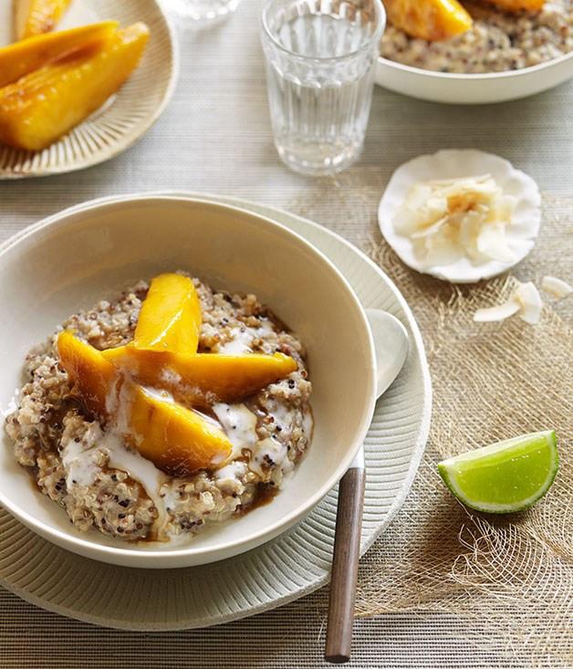 Summer Breakfast Recipe  Summer breakfast recipes Gourmet Traveller