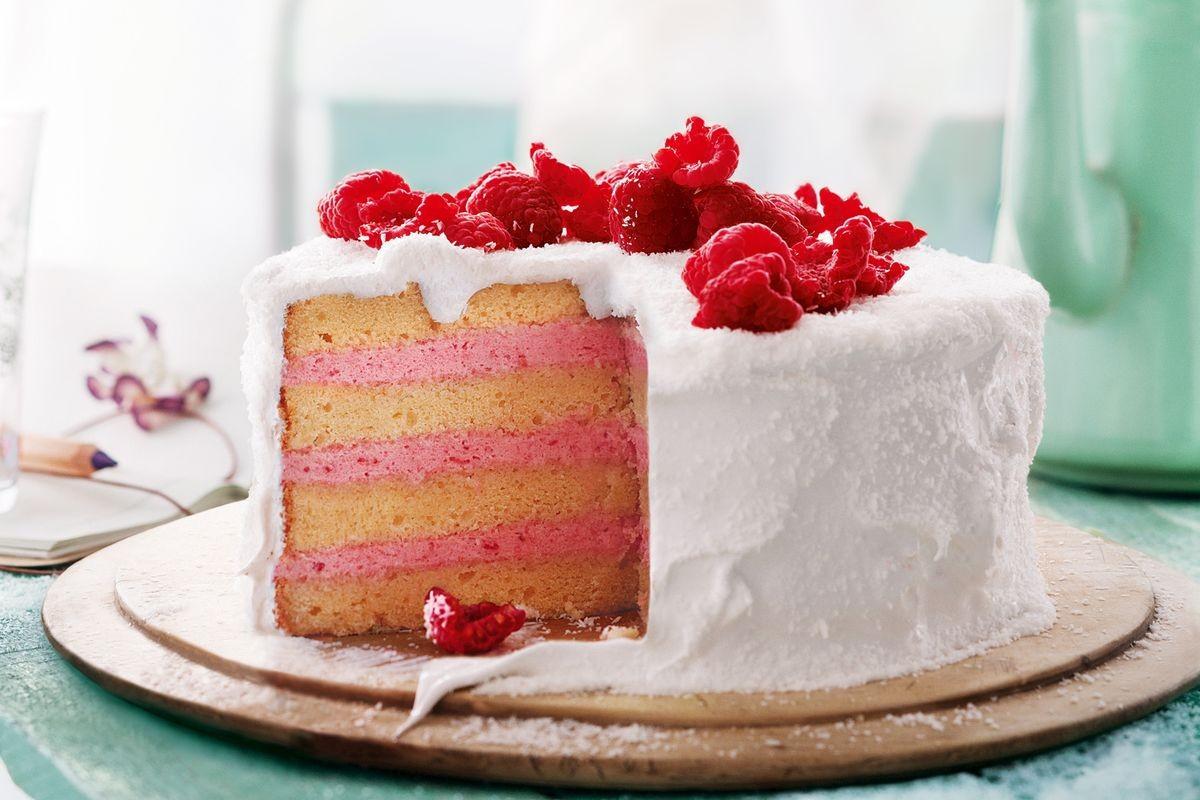 Summer Cake Recipes  Summer layer cake Recipes delicious