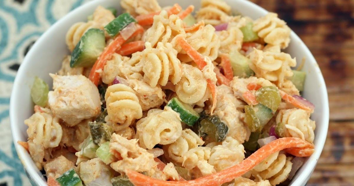 Summer Chicken Pasta Salad  Recipes by Rachel Rappaport Summer Chicken Pasta Salad