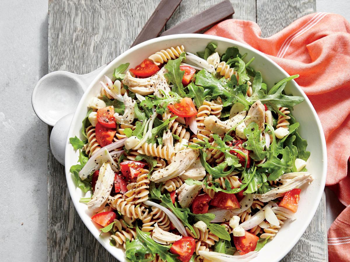 Summer Chicken Pasta Salad  Summer Pasta Salads