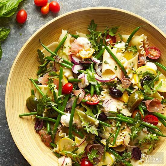 Summer Chicken Pasta Salad  Summer Pasta Salad