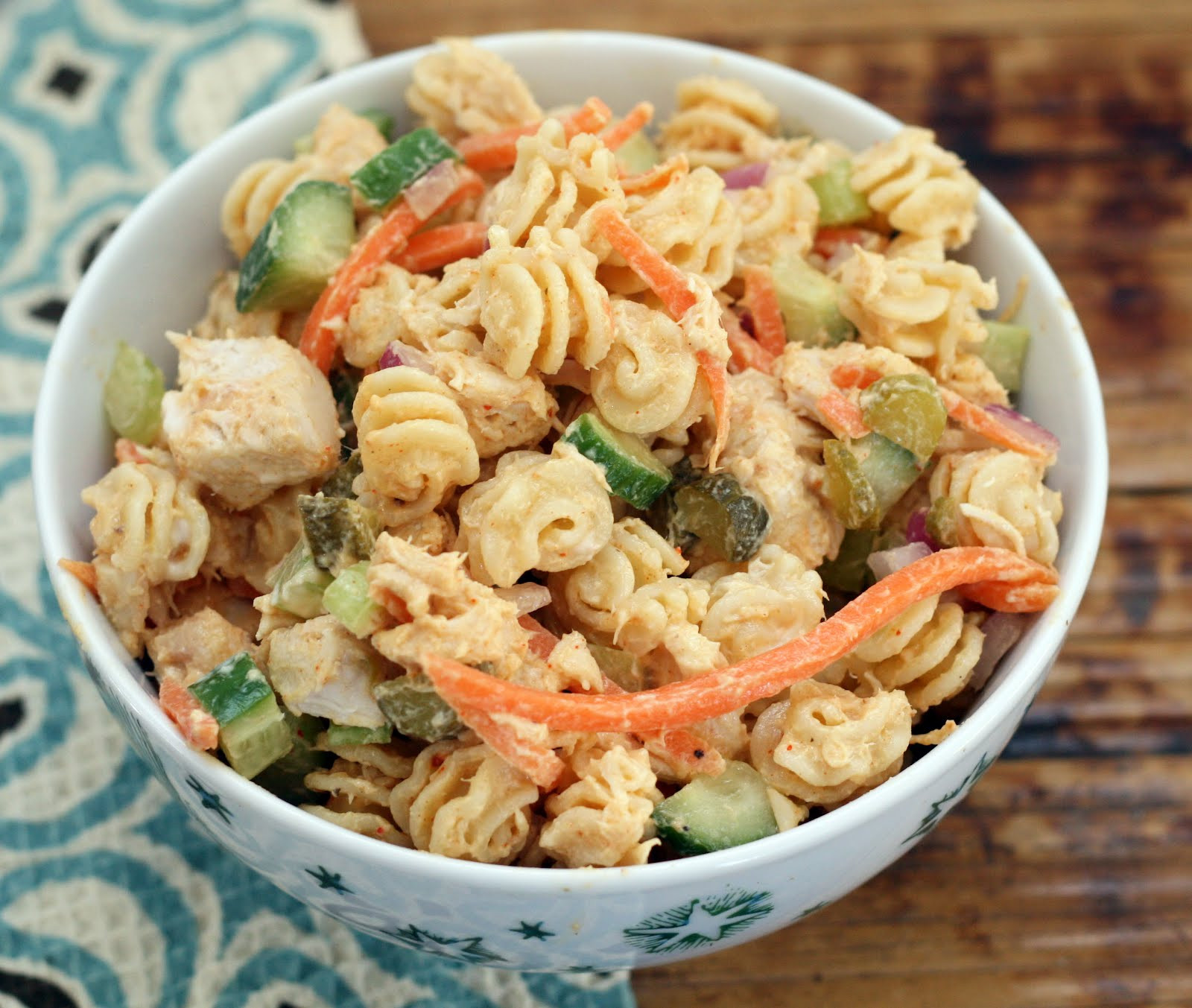 Summer Chicken Pasta Salad the Best Recipes by Rachel Rappaport Summer Chicken Pasta Salad