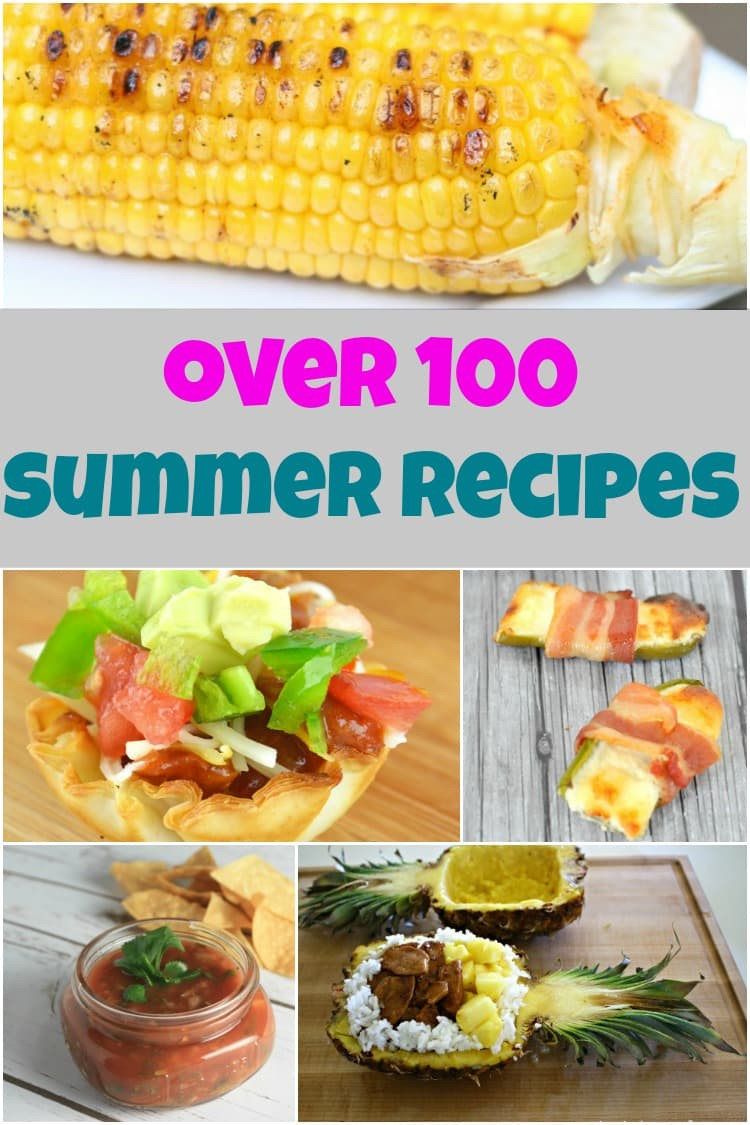 Summer Cook Out Side Dishes  The Ultimate Summer Recipes Guide Over 100 Recipes