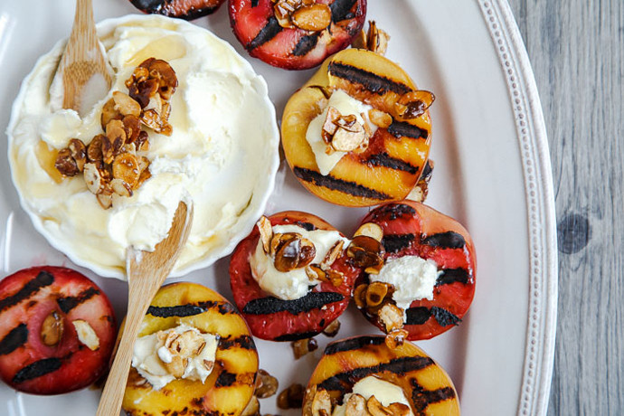 Summer Cookout Desserts  Make dessert sizzle with these easy grilled fruit recipes