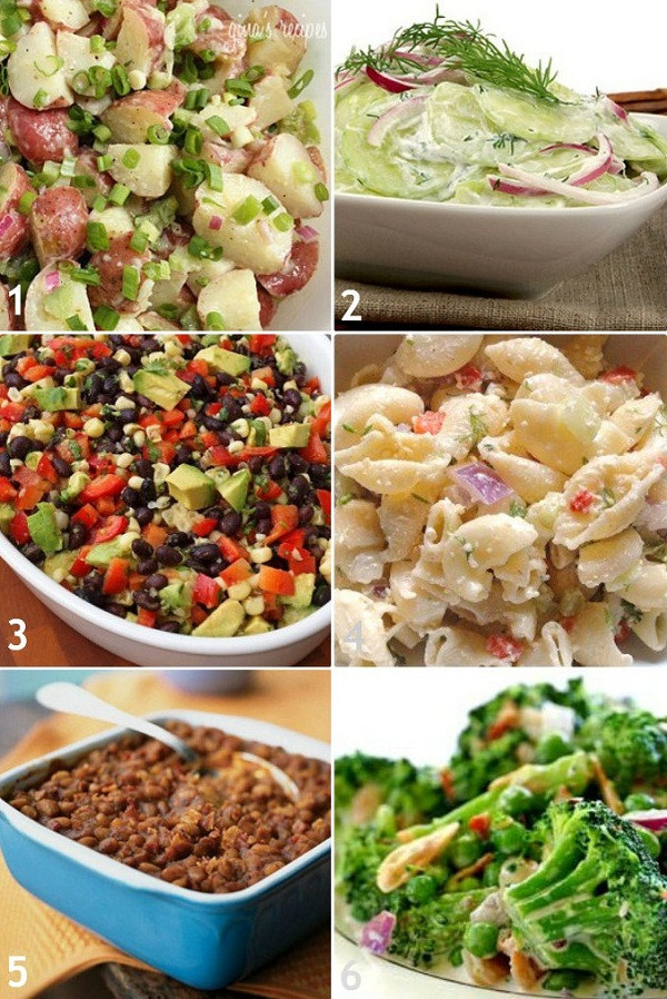 Summer Cookout Side Dishes  Summer Side Dish Recipes Celebrations at Home