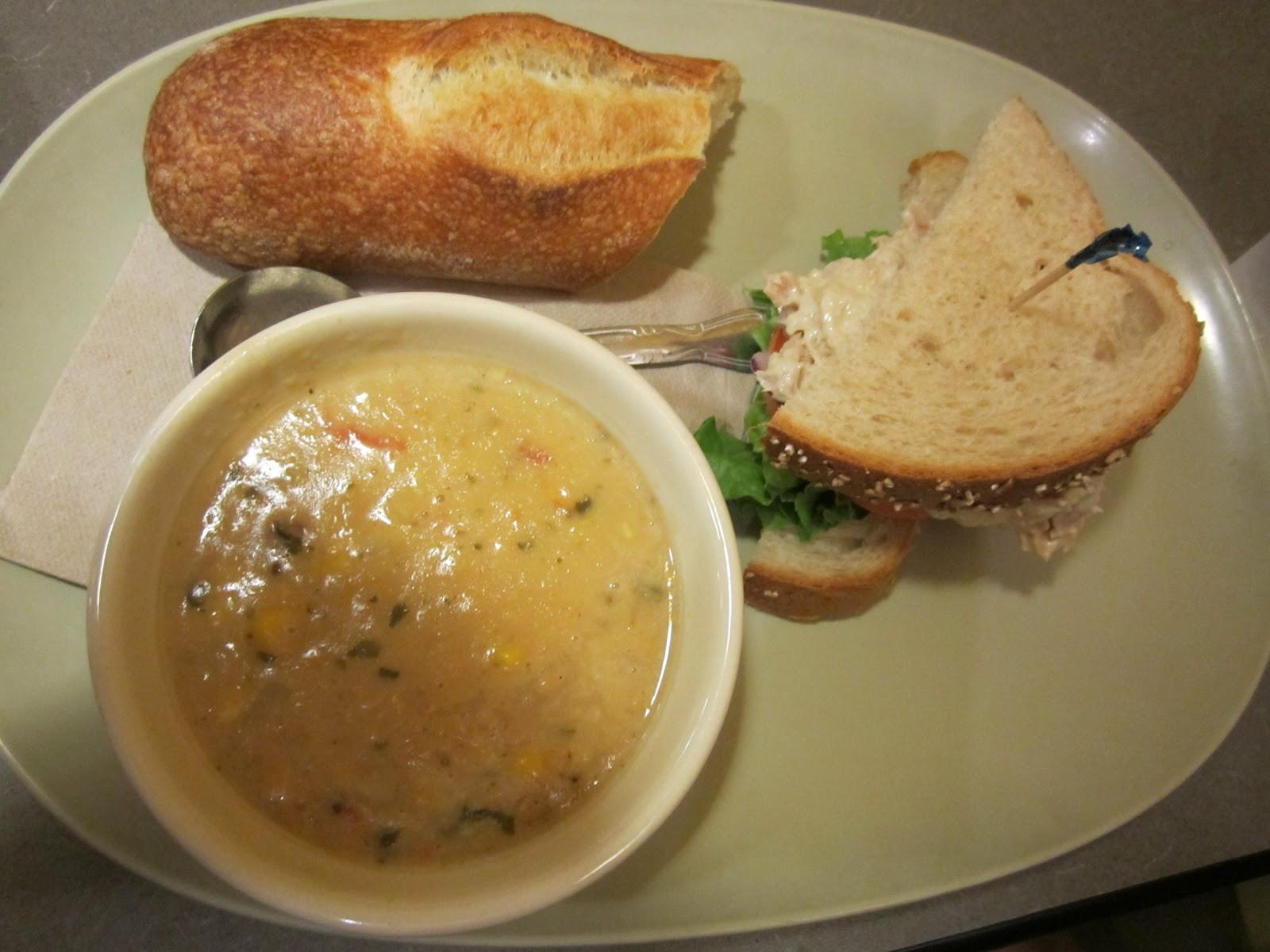 Summer Corn Chowder Panera  Panera Bread Restaurant Copycat Recipes Summer Corn Chowder