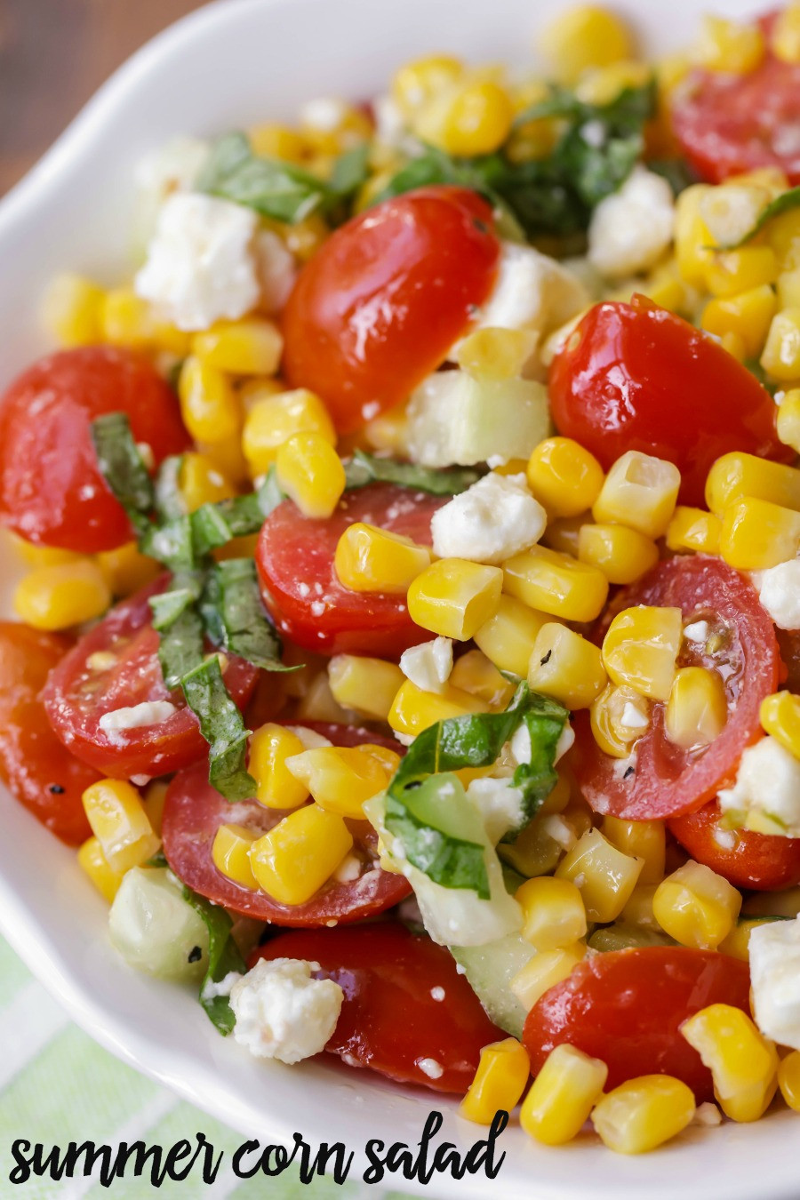 Summer Corn Salad  Summer Corn Salad recipe