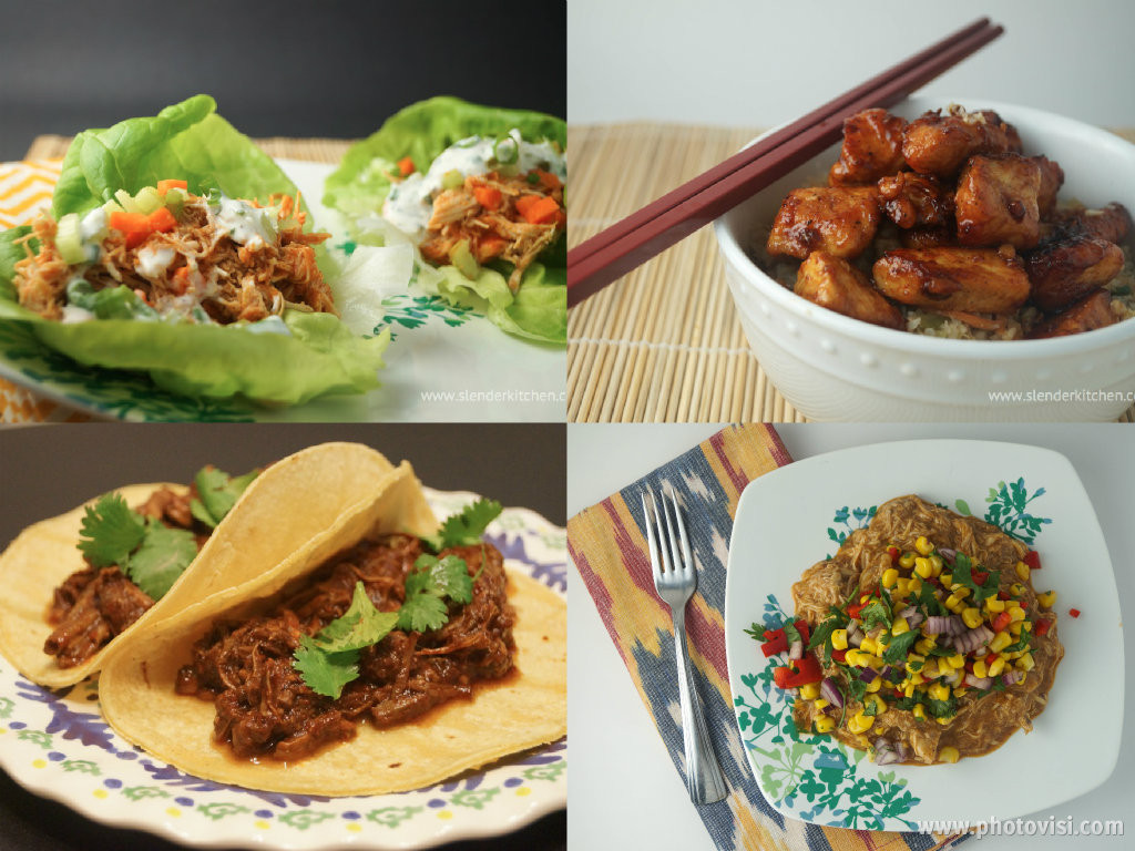 Summer Crock Pot Dinners 20 Best Crockpot Freezer Meals for Summer Slender Kitchen