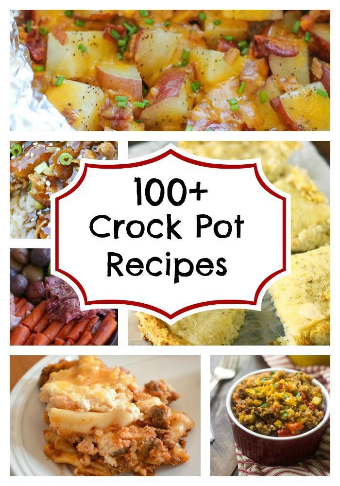Summer Crock Pot Dinners  Round Up Monday 10 End of Summer Crock Pot Recipes
