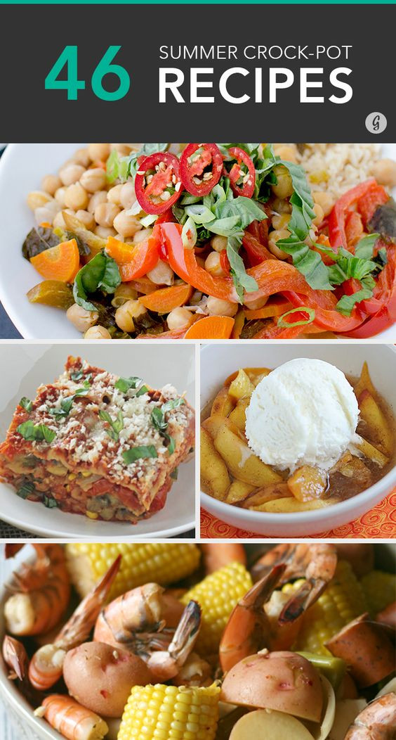 Summer Crock Pot Dinners  42 Crock Pot Recipes to Try This Summer That s Right