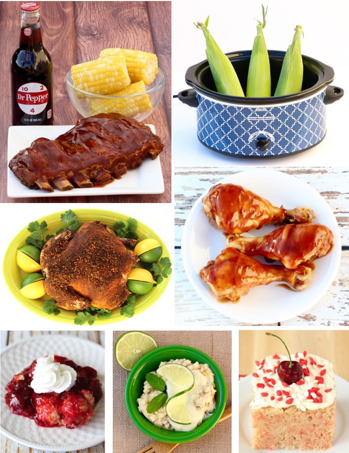 Summer Crock Pot Dinners  99 Summer Crockpot Recipes You Can t Live Without