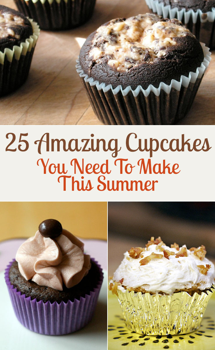 Summer Cupcakes Flavors  25 Amazing Cupcakes You Need To Make This Summer