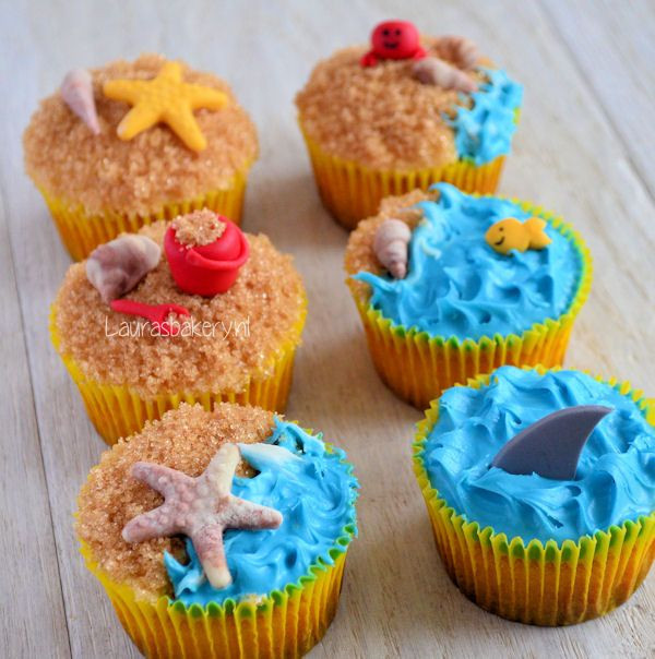 Summer Cupcakes Ideas  Summer Cupcakes Cake Ideas