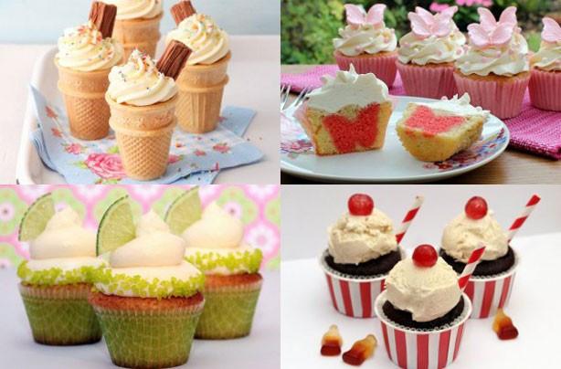 Summer Cupcakes Recipe  Summer cupcakes goodtoknow