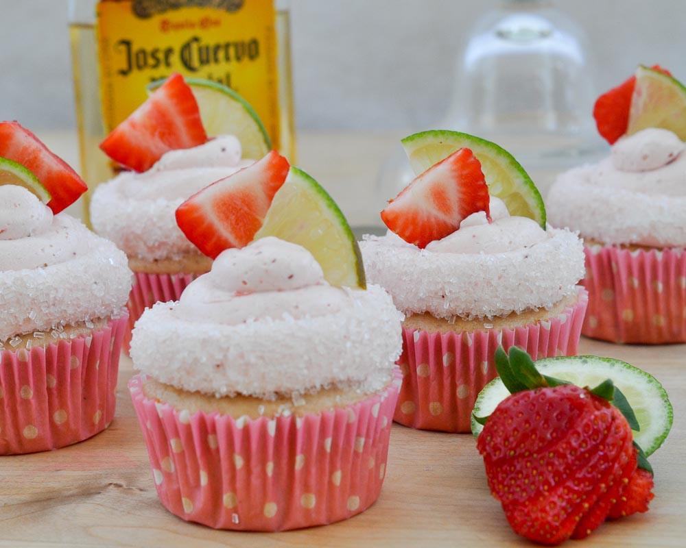 Summer Cupcakes Recipe  Beki Cook s Cake Blog Cool Summer Cupcake Ideas