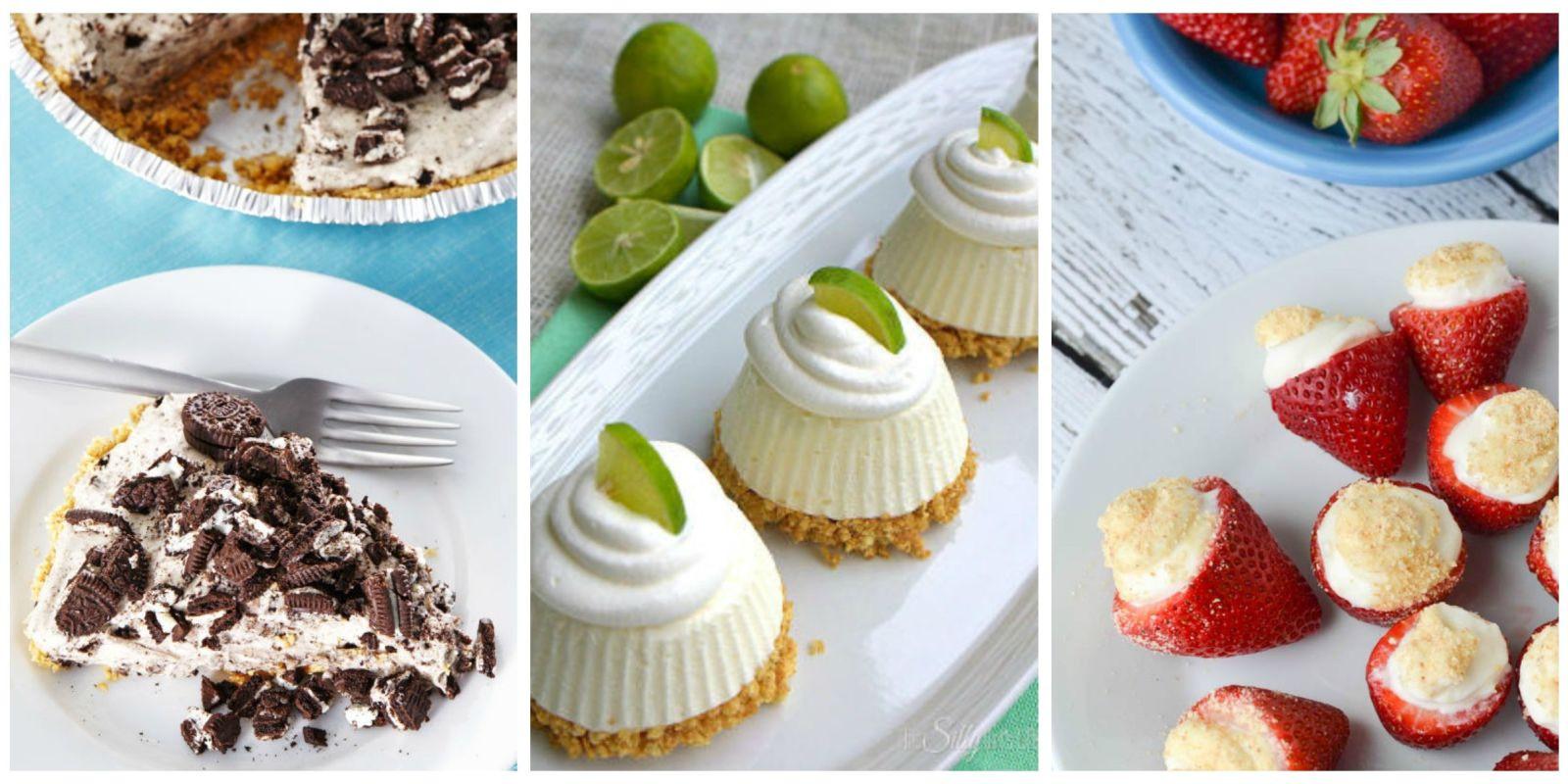 Summer Dessert Idea  57 Easy Summer Desserts Best Recipes for Frozen Summer