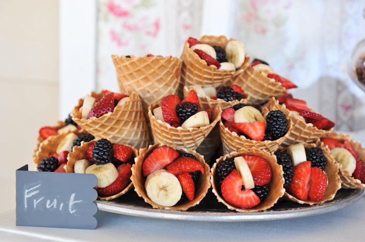 Summer Dessert Idea  Cute Summer Cake Ideas