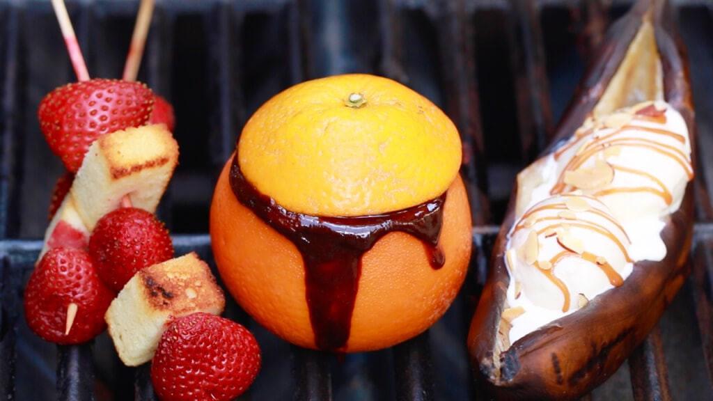 Summer Desserts For Bbq  3 Summer Desserts Outdoor BBQ Episode Gemma's Bigger