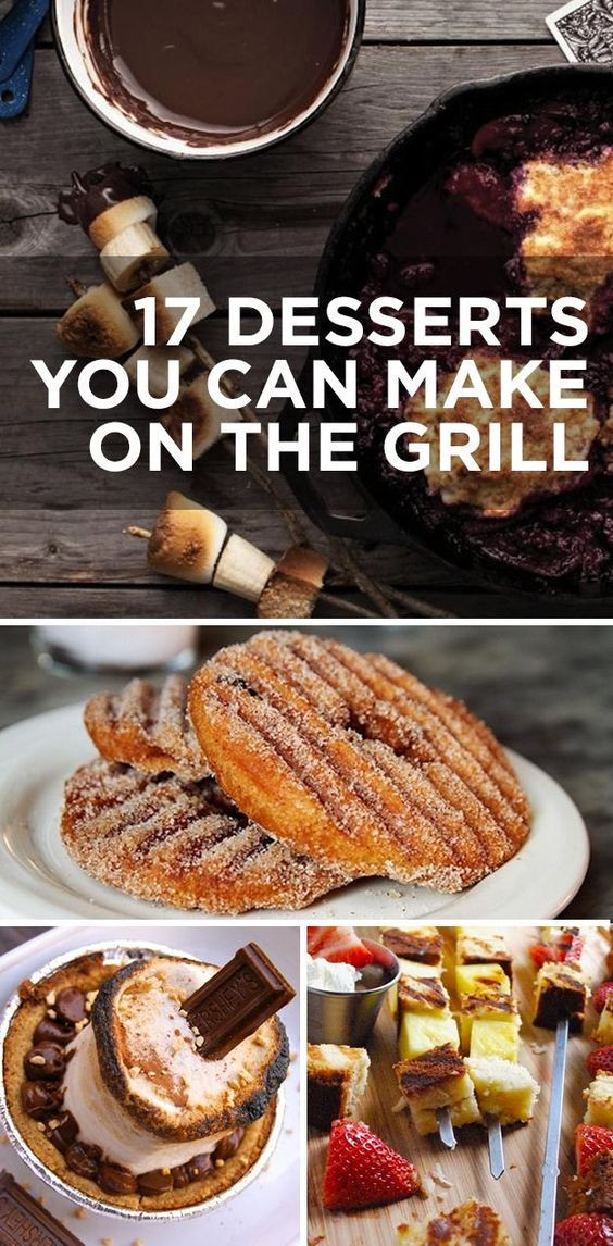 Summer Desserts For Bbq  Summer Recipes and Labor day on Pinterest