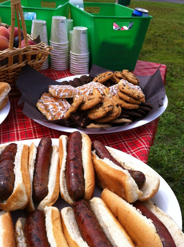 Summer Desserts For Bbq  80 best images about BBQ Party on Pinterest