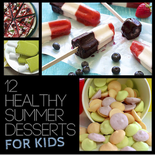 Summer Desserts For Kids  12 Healthy Summer Desserts to Keep Kids Hydrated