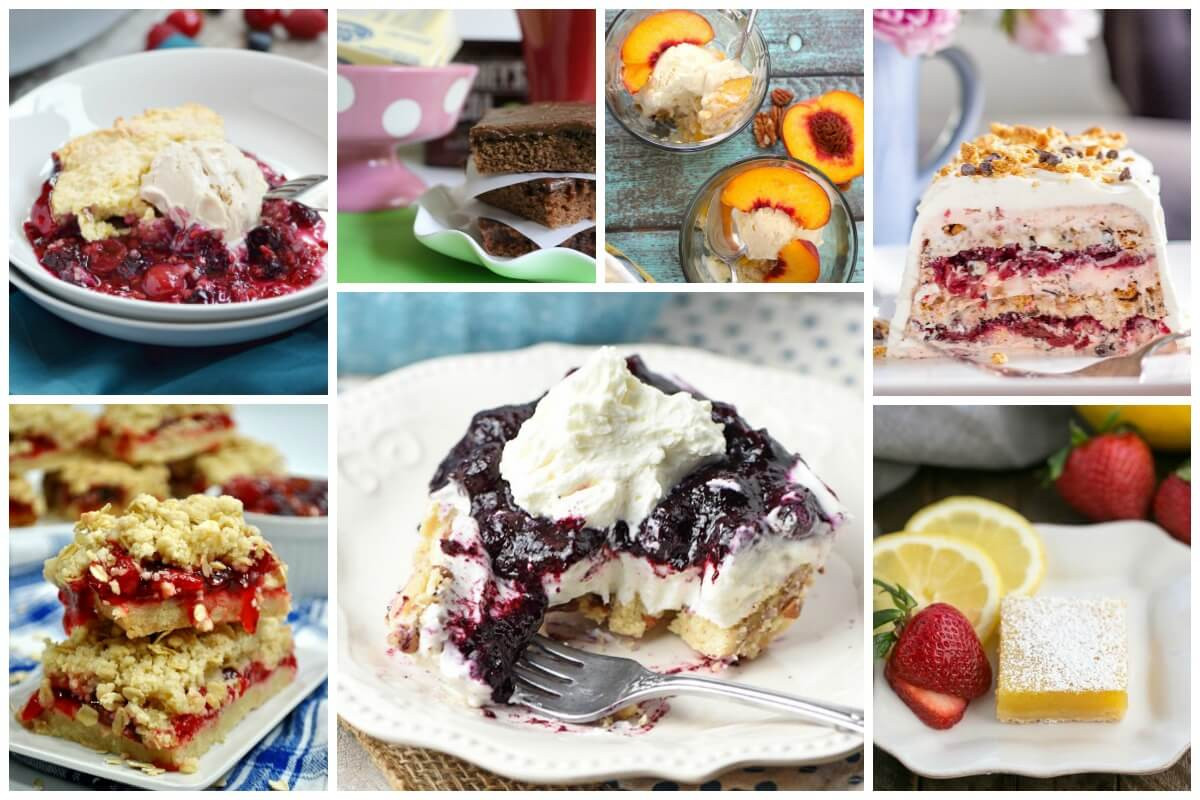 Summer Desserts For Parties  Easy Summer Dessert Recipes and our Delicious Dishes