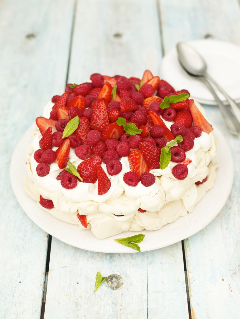 Summer Desserts Jamie Oliver  What to eat on Canada Day Features