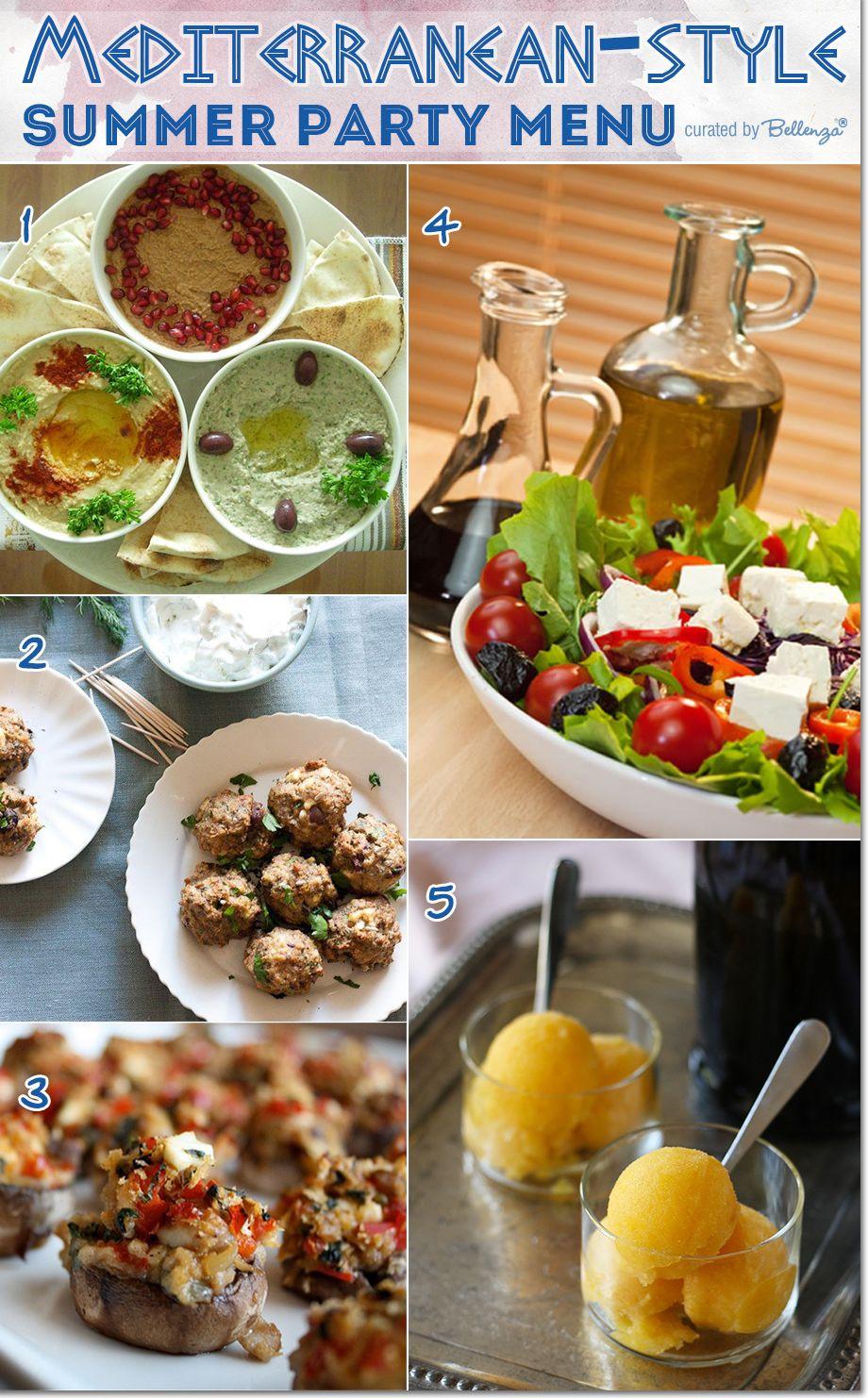 Summer Dinner Party Ideas  Download Summer Dinner Party Menu Ideas