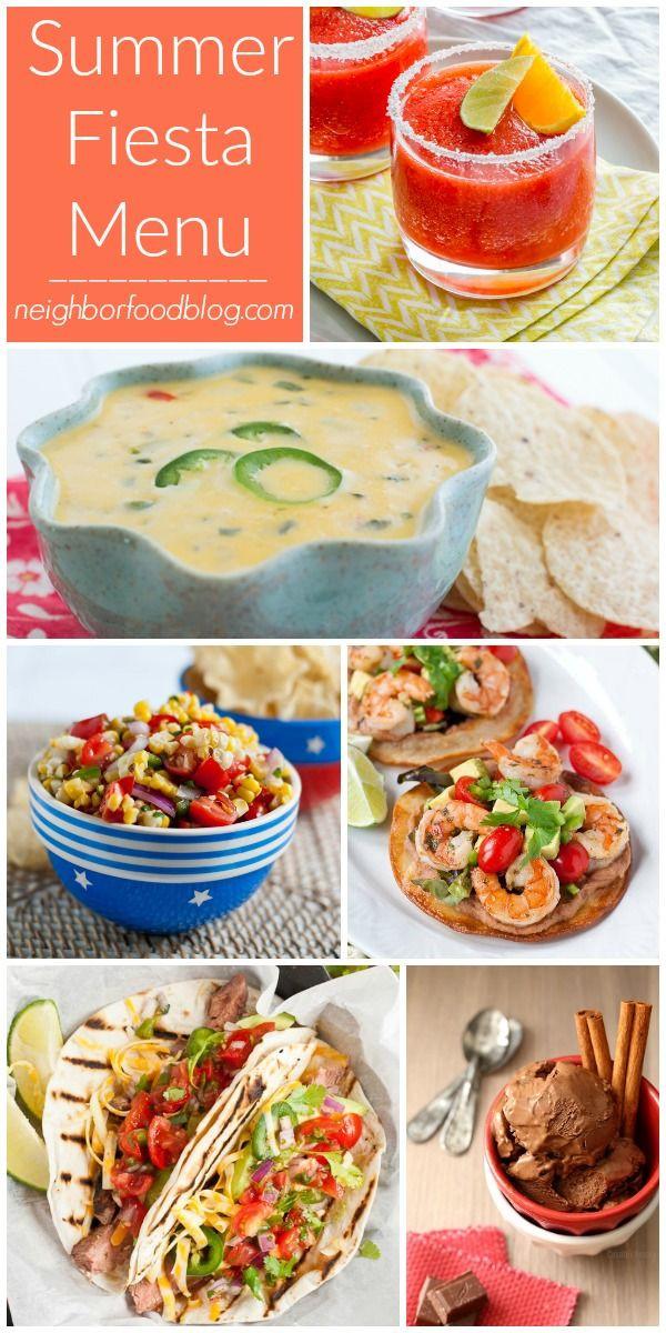 Summer Dinner Party Ideas  The 25 best Summer dinner party menu ideas on Pinterest