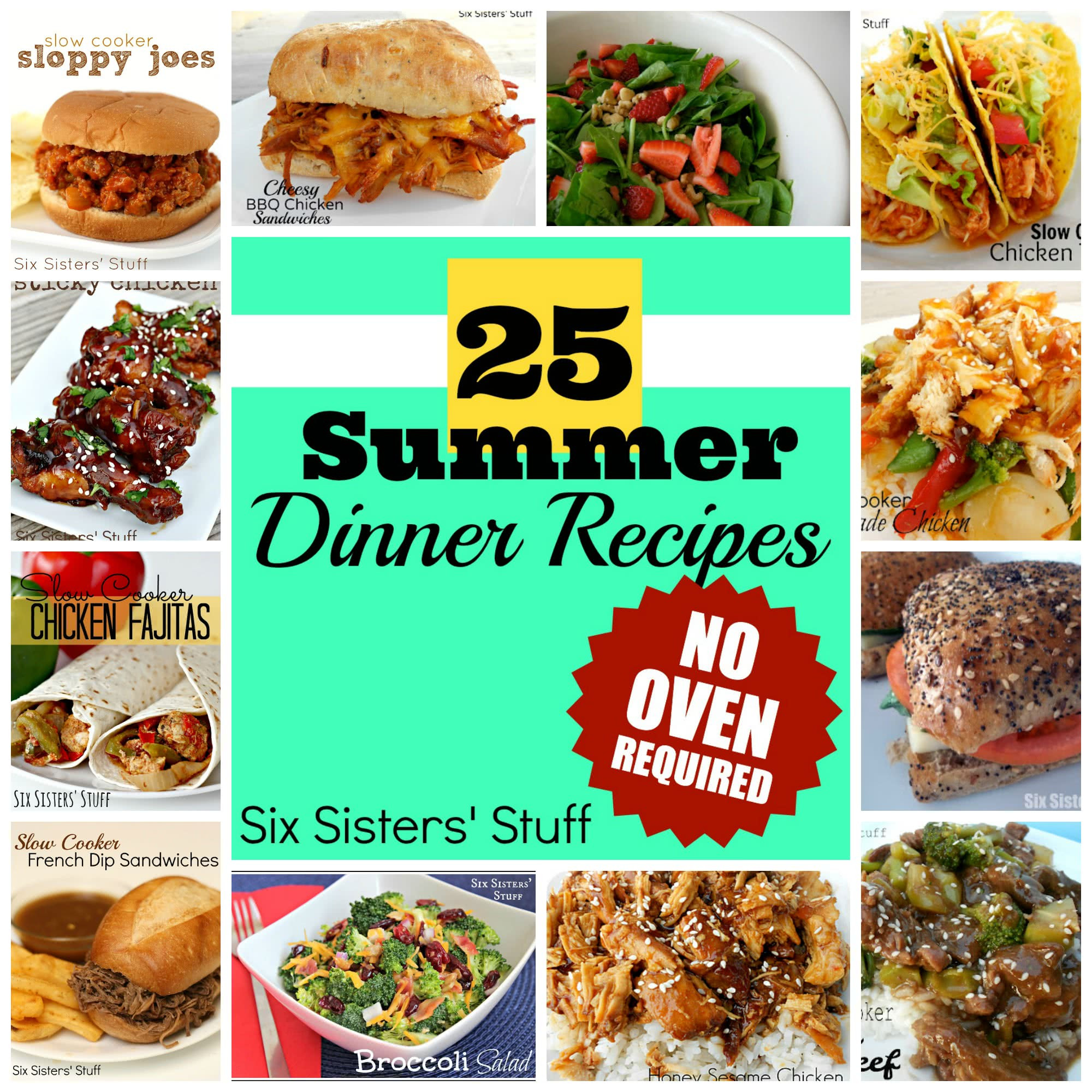 Summer Dinner Recipes  Slow Cooker Mexican Hashbrown Casserole